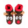 Reindeer | Woodland Slipper (XS)