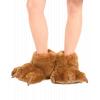 Brown Bear | Paw Slipper (XS)