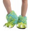 Green Monster | Paw Slipper (M)