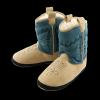 Boy Blue | Boot Slipper (XS)