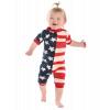 Stars & Stripes | Infant Romper (6 MO)