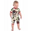Sawing Logs - Bear | Infant Romper (6 MO)