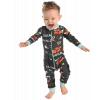 Born Wild | Infant Union Suit (18 MO)