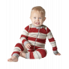 Country Stripe | Infant Union Suit (6 MO)