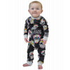 Dead Tired | Infant Union Suit (12 MO)