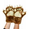 Brown Bear   Paw Mitt (Kids)