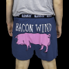 Bacon Wind - Pig | Men's Funny Boxer (XL)