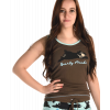 Bearly Awake | Women's Tank Top (L)