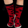 Classic Moose | Mukluk Slipper (One Size)