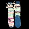 Flower Power | Mukluk Slippers (L/XL)