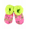 Don't Moose | Kid Fuzzy Feet Slippers (One Size)