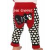 Bear Cheeks Infant Leggings (L)