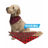 Don't Wake the Bear | Dog Bandana (M/L)