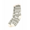 Nordic Bear | Plush Socks (One Size)