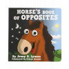 Horse's Book of Opposites | Children's Book (One Size)