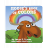 Moose's Book of Colors | Children's Book (One Size)