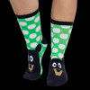 Beary Tired | Crew Sock (One Size)