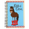 Ride it Down Notebook (NB268)