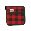 Red Plaid Pot Holder (PH140)