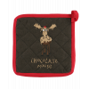 Chocolate Moose Pot Holder (PH776)