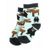 Born Wild | Infant Sock (M)
