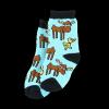 Duck Duck Moose | Infant Sock (S)