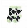 Cow Print | Infant Sock (S/M)