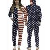 Stars & Stripes | Hooded Onesie (XL)