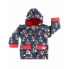 Nautical | Rain Coat (4T)