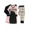 Bear Hug | Women's Legging Set (L)