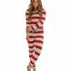 Country Stripe | Women's PJ Legging Set (M)