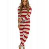 Country Stripe | Women's PJ Legging Set (XS)