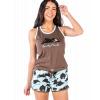 Bearly Awake | Women's Tanks & Shorts Set (L)
