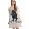 Call of the Wild - Bear   V-neck Nightshirt (S/M)
