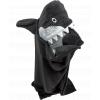 Shark | Kid's Hooded Blanket (AB326)