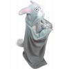 Bunny | Kid's Hooded Blanket (AB372)