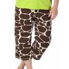 Looong Day - Giraffe | PJ Capri Pants (S)