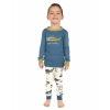 Asleep at the Reel - Fish | Kid PJ Set (4T)