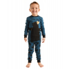 Bear Hug Blue | Kid PJ Set (3T)