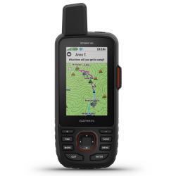 Garmin GPSMAP 66i GPS Handheld & Satellite Communicator-Black
