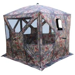 Muddy Outdoors 4 Person Ground Blind-Camo