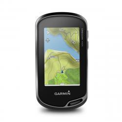 Garmin Oregon 750t Handheld GPS w/ Topo Maps & 8 MP Camera-Black