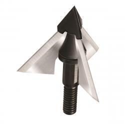QAD Exodus Standard Broadheads-100 gr-Swept Blade