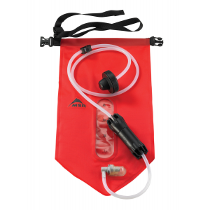MSR AutoFlow Gravity Filter-Red-One Size