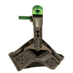 Scott Shark Archery Release-Buckle Strap - Realtree AP