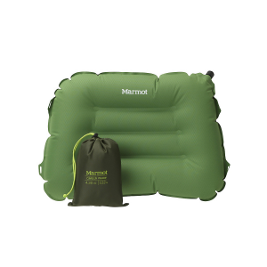 Marmot Cumulus Spirafil Pillow-Green