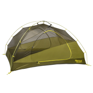 Marmot Tungsten 3P Backpacking Tent-3 Person-Green Shadow