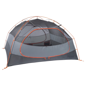 Marmot Limelight 4P Tent-4 Person-Cinder/Rusted Orange