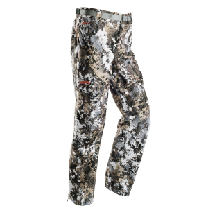 Sitka Women's Downpour Pant-Optifade Elevated II-Women's Small