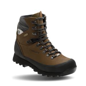 Crispi Women's Grand Paradiso GTX Insulated Hunting Boot-Brown-Women's 6